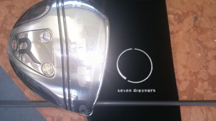 seven dreamers・シャフトとロッディオ・ヘッド