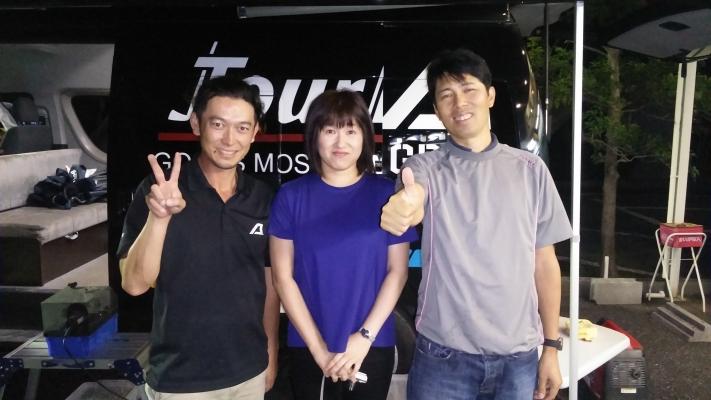 A GRIND・赤穂勇介氏とアドバンテージ・スタッフ